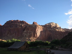 barn in Capitol Reef National Park (MicahRowland) Tags: utah capitolreef barn