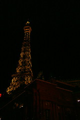 Eiffel Tower in Vegas