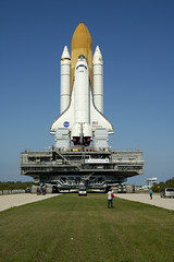STS-114 Rollout (mattbratt39) Tags: nasa kennedyspacecenter spaceshuttle sts114 rollout