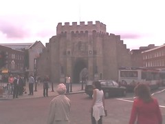 Bargate and Guildhall, Southampton