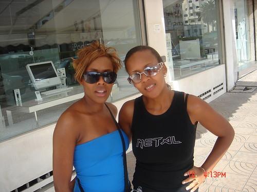 Lynnsha my voice, Guylaine my Manager par kaysha