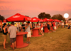 Austin City Limits Festival - Eats (lannadelarosa) Tags: austincitylimitsfestival austincitylimits aclfestival acl austin texas music festival friday rita sunset landscape day1