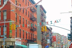 Mulberry Street by Mister V, on Flickr