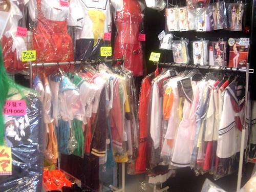 Akihabara Cosplay Store A Photo On Flickriver