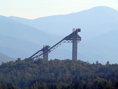 Lake Placid: Ski Jumps