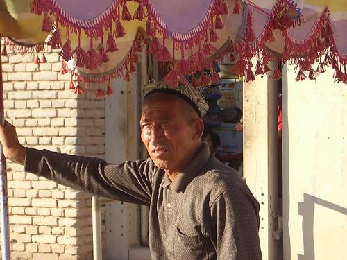 Gaochang driver