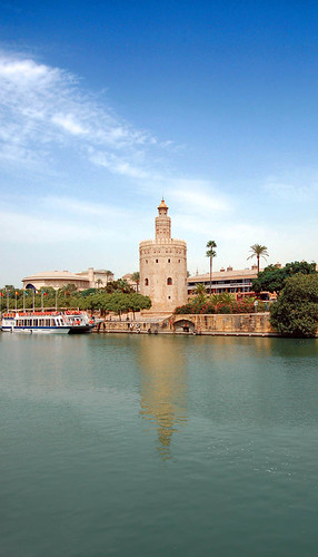 Attractions in Seville