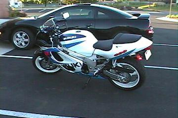 sportbike suzuki gsxr gixxer 600 1999 2001 mitsubishi eclipse