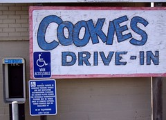 20051005 Cookie's Drive-In