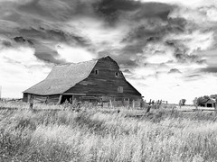 ...Abandoned... (Random Images from The Heartland) Tags: barn southdakota rural countryside decay farm country barns sd heartland prairie plains topf20 bail56 randomimagesfromtheheartland
