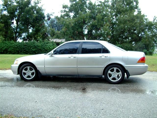 auto car 1997 35 acura rl