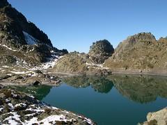 Chamrousse (Grenoble) (youpi matin) Tags: grenoble chamrousse mountains lake