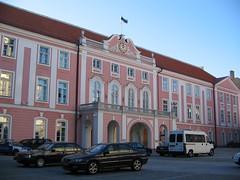 Foreboding Estonian Parliament