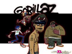 gorillaz_wall001 (iNfected) Tags: gorillaz