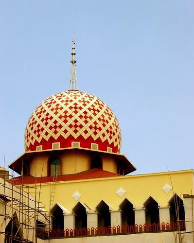Masjid al Markaz Maros