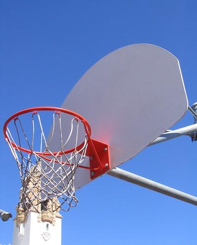 basketball hoop. Basketball Hoop