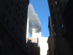 9.11 - View from 75 Maiden Lane (wireful) Tags: september11 911 worldtradecenter maidenlane terrorists nyc wireful