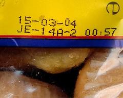 03_15 (Tartanna) Tags: calendari calendario calendar caducitat caducidad bestbefore expiry