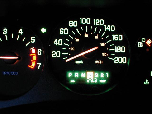 car buick regal dashboard macro