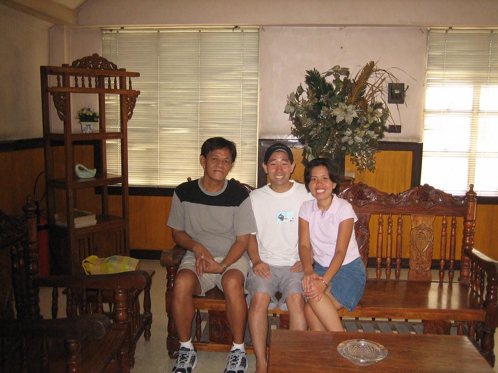 Kuya Jun, Me, and Ida