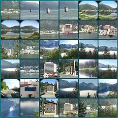 Juneau Alaska Mosaic