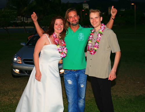 Lost · Josh Holloway · Friends with Josh Holloway