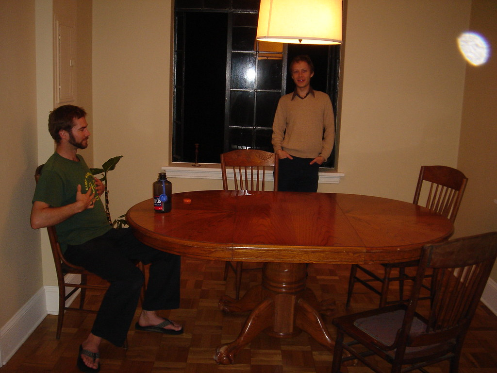 The New Table, with Leaf