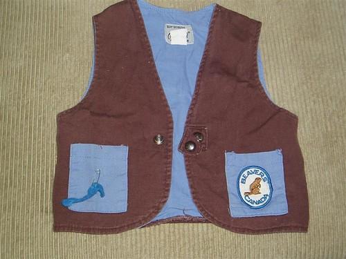 My Beavers Vest
