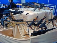 mitraliera, Expomil, AK 47