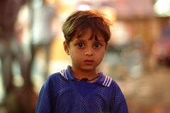 Mumbai Faces: Muslim Boy