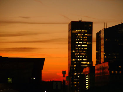 Oblivion Sunrise
