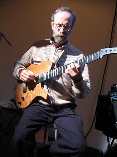 guitarist Gary Wittner