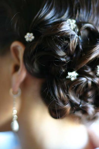 asian bridal hairstyles. Asian Wedding hairstyles for