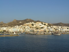 Naxos port - by Rol1000