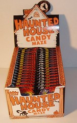 Haunted House Candy Maze