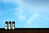 Constance (KönigChristian) Tags: roof sky clouds germany space negative konstanz mc05negativespace