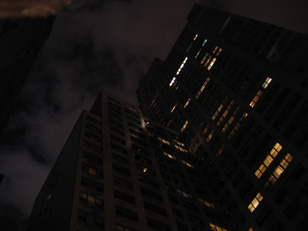 Dark Night Towers
