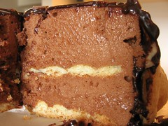 Chocolate mousse cake (2)