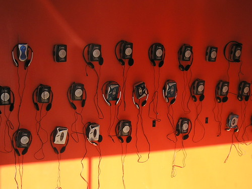 Wall of Walkmen