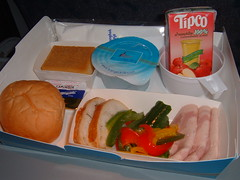Bangkok Airways Food (Danburg Murmur) Tags: food airborne airlinefood bangkokairways