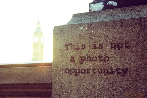 Banksy Love @ Big Ben