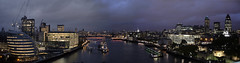 City of London Panorama - by colinjcampbell