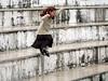 Jump! (Magali Deval) Tags: france girl beautiful topv111 1025fav children wonder interestingness jump topv333 womenonly blogged interestingness48 interestingness62 topphotoblog interestingness68 i500 explore08nov2005 anawesomeshot superaplus aplusphoto twtmesh170817