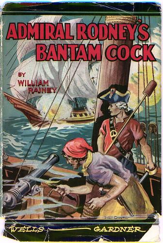 Admiral Rodney's Bantam Cock
