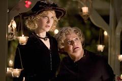 Nicole Kidman filmando
