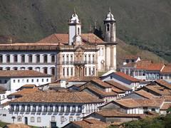 Telhados I - Roofs I (PSantaRosa ) Tags: ouropreto 5photosaday whbrasil