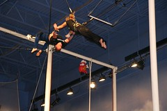 Trapeze School New York Beantown at Jordan's F...