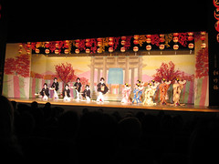 Finale: The song of Gion-Higashi (vfowler) Tags: 15fav woman japan dance kyoto traditional culture maiko    gion lantern