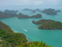 Ang Thong Park (Daniel Cond) Tags: sea beach thailand view thong ang utataview