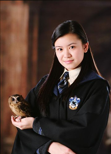 Katie Leung as Cho Chang